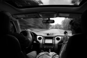 driving while tired